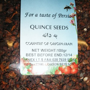 Quince seeds